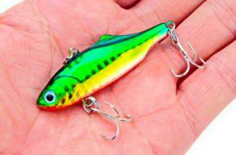 Лучшие раттлины для зимней рыбалки на судака