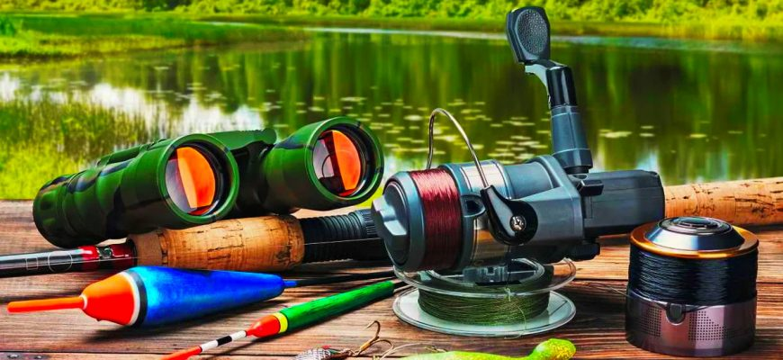 товары для рыбалки на Алиэкспресс